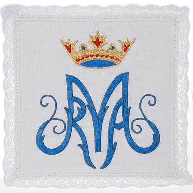 Risultati immagini per monogramma di maria